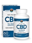 CBD SLEEP - Non-Hemp Derived CBD Oil 60 vc - SourcePure