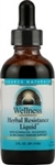 Source Naturals Herbal Resistance Liquid 4oz ALCOHOL FREE