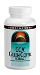 Source Naturals Green Coffee Extract, GCA 500mg 60tabs
