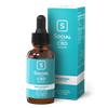 Unflavored Isolate CBD Drops 30ml - 1000mg CBD