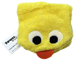 Duck Bath Puppet