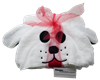 After Shower Dalmatian Hooded Towel