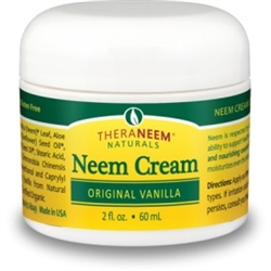 TheraNeem's- Neem Leaf & Oil Facial Cream