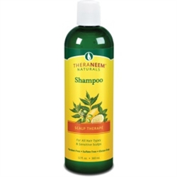 TheraNeem's- Scalp Therapy Shampoo 12 oz.