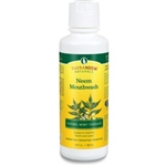 TheraNeem's- Herbal Mouth Rinse 16 oz. - Mint