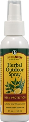 TheraNeem's Herbal Outdoor Spray