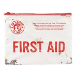 First Aid Kit in Zipper Pouch